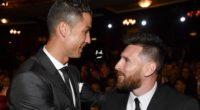 «Admiro mucho la carrera de Lionel Messi»: Cristiano Ronaldo