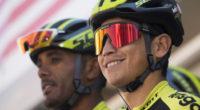 Estoy muy emocionado de competir: Esteban Chaves sobre la Vuelta a España