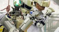 Así es Fiódor, el primer androide que viaja a la Estación Espacial Internacional