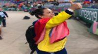 Deportistas santandereanos conquistan los Juegos Parapanamericanos en Perú