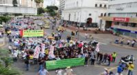 Profesores entran en paro de 48 horas y saldrán a marchar por las vías de Bucaramanga