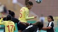 Con el oro en Lima ganamos más que un título: futbolista Isabella Echeverri