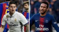 ¿James o Neymar? Los madridistas tienen claro a quién prefieren