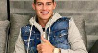 James desató la locura y puso en aprietos a la seguridad en entrenamiento del Madrid