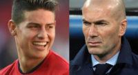 ¿Zidane cuenta con él? Medios españoles aseguran que James no se irá del Real Madrid