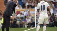 """""""James está en forma y estoy contento de que esté con nosotros"""": Zinedine Zidane"""