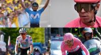 Latinoamericanos, por el triplete histórico en La Vuelta