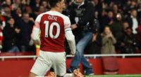 Arsenal no sabe cuándo contará con Özil y Kolasinac tras enfrentamiento con ladrones