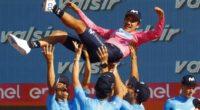 Carapaz, en duda para competir en La Vuelta a España, según Movistar