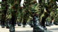 En las FF.MM. hay 20.000 soldados menos por ley que aumentó sus salarios