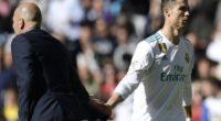 ¡Confesiones de CR7! Cristiano revela el consejo de Zidane en su etapa en el Madrid