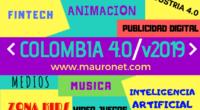 Colombia 4.0, el evento digital que ayuda a los emprendedores colombianos