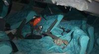 Un muerto por caída de bus a un abismo en la vía Cajamarca – Ibagué