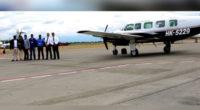 El video de la avioneta de Transpacificos antes de accidentarse en Popayán