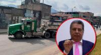 Están pagando dinero a vándalos para atacar vehículos: alcalde de Soacha