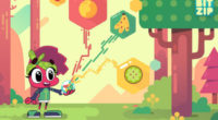 Ico Bit Zip, la serie que le apuesta a enseñarle de tecnología a los niños