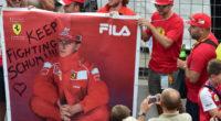 Michael Schumacher está consciente, según prensa francesa