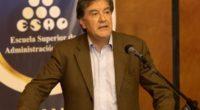 Director de la ESAP admite que se subirá el sueldo 45%
