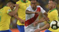 En amistoso, Perú busca venganza contra Brasil por la final de la Copa América