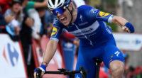 Cavagna ganó etapa 19 de La Vuelta España, mientras Roglic se sostiene en el liderato