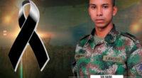 Familiares de soldado muerto en río Guaviare denuncian que no les dejan ver el cuerpo