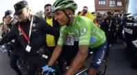 Nairo Quintana sube al segundo puesto de la general en La Vuelta tras etapa 17