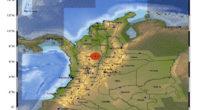 Temblor de 4.0 sacudió a Antioquia