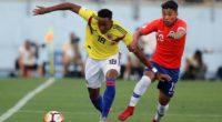¿La revancha de la Copa América? Colombia y Chile jugarán amistoso en octubre