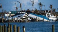 Al menos 1.300 personas siguen desaparecidas en las Bahamas