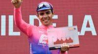 """""""Es un día especial para mi vida"""": Sergio Higuita por victoria en etapa 18"""