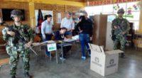 Aumentan seguridad a cinco candidatos amenazados en Barrancabermeja