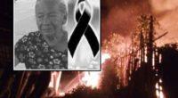 Abuela murió en devastador incendio en el municipio de Pradera, Valle