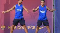 ¡Buenas y malas noticias! Suárez vuelve a entrenamientos y Messi sigue descartado