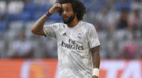Con la mira en el clásico ante Atlético, Marcelo comienza entrenamientos en Madrid