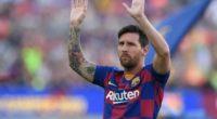 «No quiero irme del Barcelona»: Messi