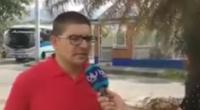 «Más que políticos, somos seres humanos»: candidato de La Vega tras ataque