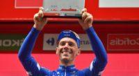El belga Philippe Gilbert gana la etapa 12 de La Vuelta y Roglic sigue de líder