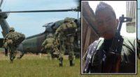 Ejército abatió a uno de los hombres de confianza de alias 'Mayimbú' en el Cauca
