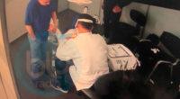 """""""No tengo nada que decir"""": odontólogo que tomó la mano a Aida Merlano antes de fuga"""