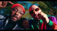 The Black Eyed Peas, J Balvin – RITMO