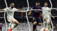 ¡Oficial! Aplazan clásico Barcelona-Real Madrid por fuertes protestas en Cataluña