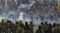 Gobierno pide a colombianos en Ecuador seguir estas medidas ante duras protestas
