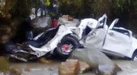 Ocho personas muertas tras racha de accidentes en Santander