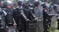 Policía alerta de infiltraciones en las próximas marchas estudiantiles