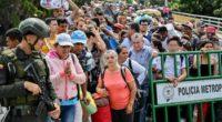 """UE y ONU llaman a """"acción urgente"""" ante crisis de refugiados venezolanos"""