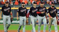Nats vencen a los Astros en la Serie Mundial y obligan al séptimo y definitivo juego