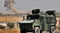 Turquía inicia bombardeos en el norte de Siria en ofensiva contra milicias kurdas