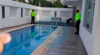 Video: La lujosa casa de Aida Merlano en Barranquilla