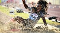 Caterine Ibargüen, por el trono de salto triple en el Mundial de Atletismo de Doha