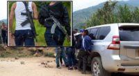 """""""Disparaban de todo lado"""": habla líder indígena que sobrevivió a masacre de Tacueyó"""